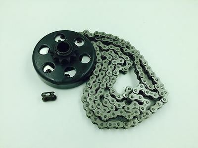 Go Kart CVT Chain and pulley guard used on some Manco Dingo karts and many other