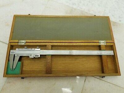 Mitutoyo 12 Vernier Caliper 11000 Inch