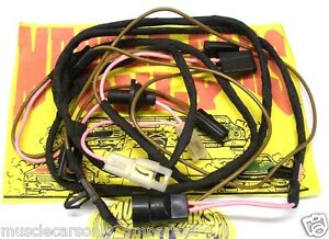 Strange Chevelle Wiring Harness Ebay Wiring Digital Resources Funapmognl