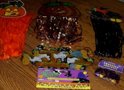 Halloween Decorations/Mixed Lot/6