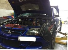 Mitsubishi Evo On chassis rebuild  Ryde Ryde Area Preview