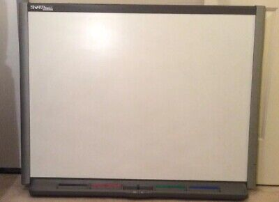 Smart Board Sb640-104298 48 Digital Whiteboard. W Tray. No Pen.