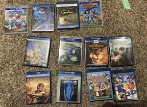 Blu-ray 3D collection