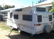16ft(5m) pop top caravan Allenby Gardens Charles Sturt Area Preview