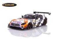 Mercedes-amg gt3 winner 24h nurburgring 2016 Black Falcon SAP 1:43 Ixo gtm 112