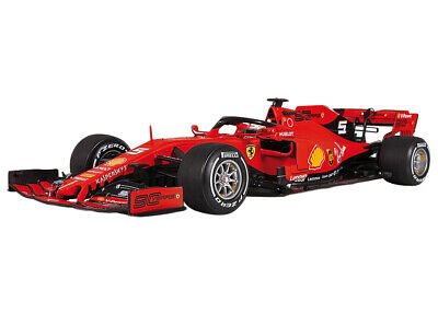 FERRARI SF90 #5 VETTEL F1 CANADIAN GP (2019) 1/18 MODEL CAR LOOKSMART LS18F1021