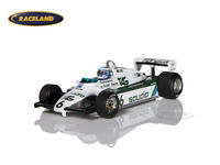 Keke Rosberg Williams FW08 #6 Weltmeister Formel 1 1982 1:43 Minichamps