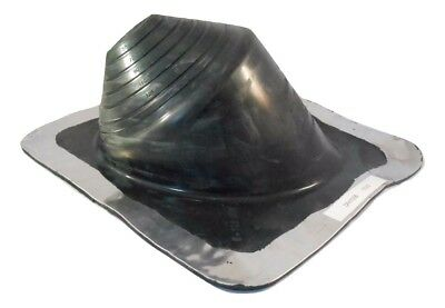#3 Extreme Angle Master Flash Pipe Boot (Black) for Metal Roofin Building Materials & Supplies