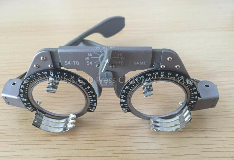 New TF-BT Optical Lens Trial Frame Eyeglass Optometry