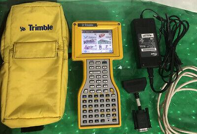 Trimble Tsce Tds Ranger Data Collector Pn50420-20 Survey W Software Scs900