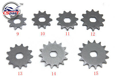 - 9 10 11 12 13 14 15 Tooth T8F Oval 10MM Razor EVO E Scooter Motor Sprocket