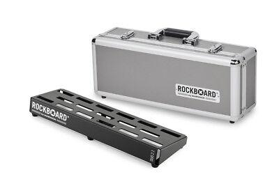 RockBoard DUO 2.1 Pedalboard with Flight Case ()
