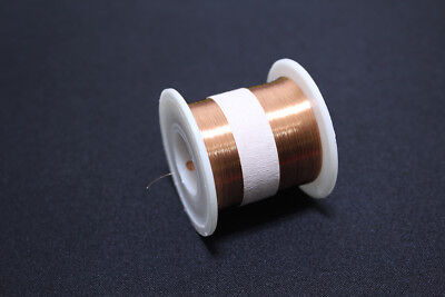 Enameled Wire 2200m 7200ft 40awg 0.08mm Enameled Copper Coil Magnet Wire