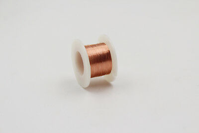Enameled Wire 15g 0.03mm 2000m 6500ft Enameled Copper Wire Magnet Wire