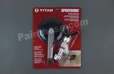 Titan Wagner 0538900 Or 0538905 Spray Guide Accessory Tool Speedshield - Oem