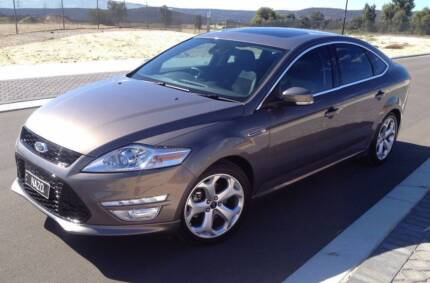 2013 Ford Mondeo Hatchback Titanium Seville Grove Armadale Area Preview