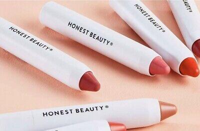 Honest Beauty Lip Crayon - Bordeux Lip Crayon Sheer