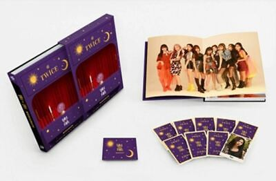 """K-POP TWICE Limited MONOGRAPH """"YES OR YES"""" Official Photobook Free Tracking Num"""