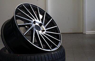19 Zoll Keskin KT17 Alu Felgen 5x112 et45 schwarz für Audi VW Skoda Seat GTI S3 online kaufen