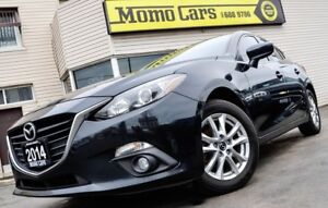 2014 Mazda MAZDA3 GS-SKY! NAV+USB+Cruise! ONLY $104/bi-weekly!