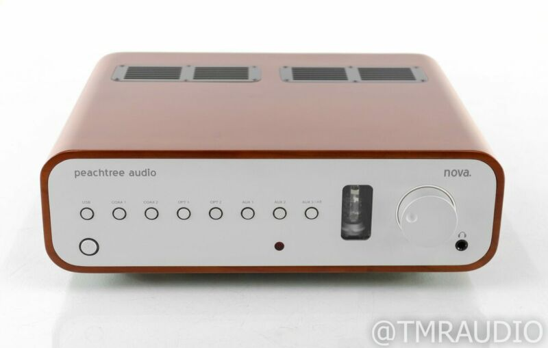 Peachtree Audio Nova Stereo Integrated Amplifier; Remote