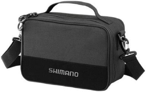 SHIMANO reel pouch black L PC-029R Large