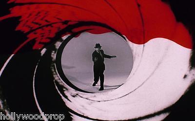 SEAN CONNERY JAMES BOND 007 GUN BARREL ARTWORK ART POSTER PRINT REPRINT