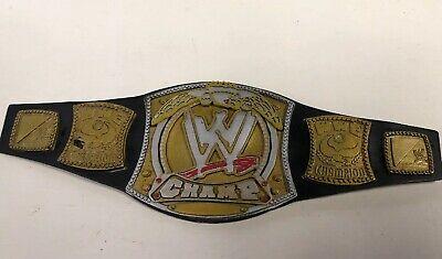 DecoPac WWE Championship Ring DecoSet Cake Topper N1 (Wwe Ring Cake)