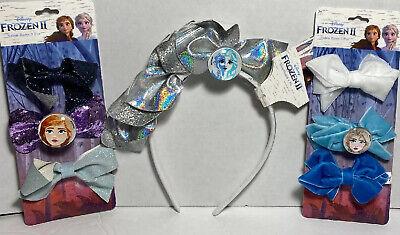 Frozen Bows & Headband New Assorted Colors (6 Pieces) comprar usado  Enviando para Brazil