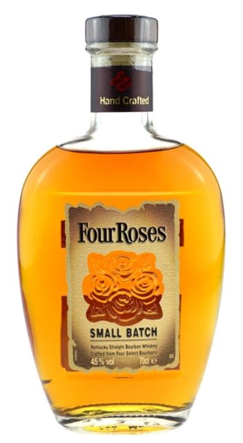 Four Roses Small Batch 0,7l - Kentucky Straight Bourbon Whisky