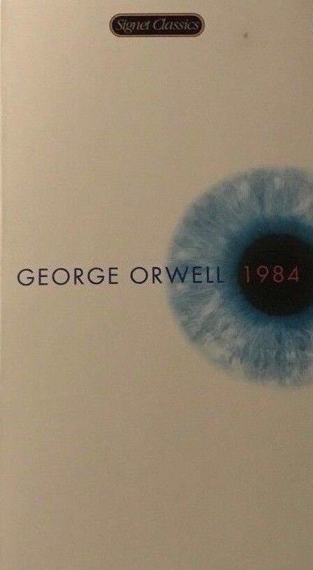 1984 by george orwell paperback new free