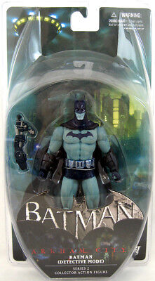 """Arkham City Ser 2 Batman Detective Mode Variant 7"""" Action Figure DC Direct Toys for sale  Shipping to India"""