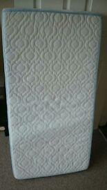 John Lewis cot mattress
