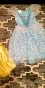 Size 5 Cinderella dress