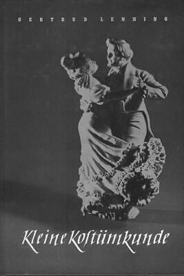 Gertrud Lenning: Kleine - Skulptur Kostüm