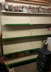 Shop Magazine and newspaper shelves