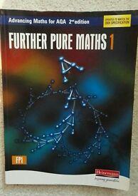 AQA Further pure maths 1
