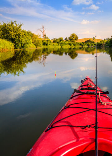 Tips for Buying a Fishing Kayak