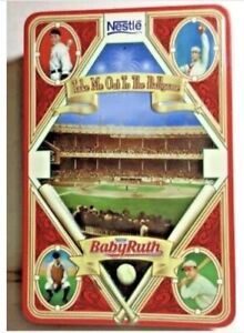 Limited edition Baby Ruth tin