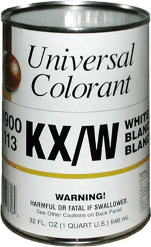Valspar 76-8800n Qt 1 Quart Kx White Novocolor® Ii,No 76-8800N QT    ,  VALSPAR