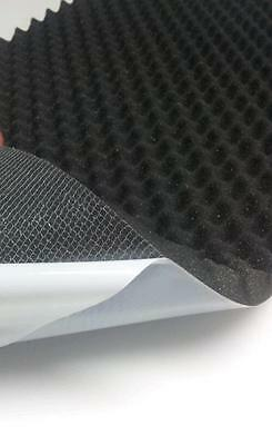Schaumstoff noppenschaum SELBSTKLEBEND Dämmung Akustik Schallschutz 100x50x2