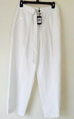 NWT Polo Ralph Lauren Wide-Leg Twill Pants. Size 2. $165.00.