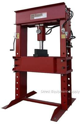 150 Ton Airhydraulic H-frame Shop Press Usa 100 50