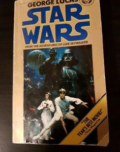 Vintage Star Wars novel | first edition ninth printing