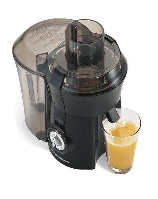 Hamilton Beach 67650A Big Mouth Pro Juice Extractor, Juicer, Cold Press (Hamilton Beach 67650a Big Mouth Pro Juice Extractor)