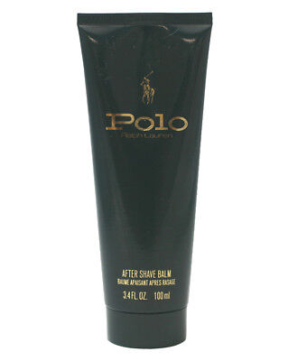 Polo Green Original by Ralph Lauren 3.4 oz 100 ml After Shave Balm Tube for Men