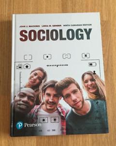 SOCIOLOGY - NINTH CANADIAN EDITION