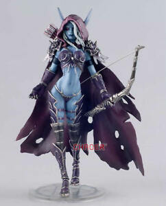 World-of-Warcraft-Forsaken-Queen-Sylvanas-Windrunner-Figure-new-in-box