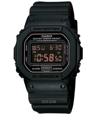 Casio G-shock DW-5600MS-1D Men's Watches Resin Band