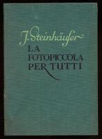 J.steinhauser Libro ,la Fotopiccola Per Tutti, Sull'uso Apparecchi Zeiss D957 -  - ebay.it